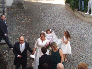 O casamento de Helena e Silvério 3