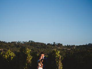 O casamento de Stefánie e Luís