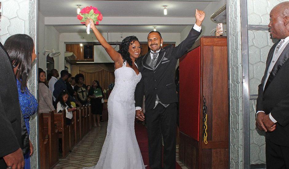 O casamento de Wemerson  e Esther em Santa Cruz-Trindade, Chaves