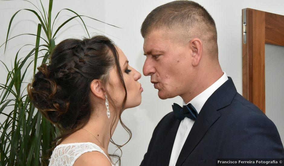 O casamento de Sergio e Dorida em Setúbal, Setúbal (Concelho)