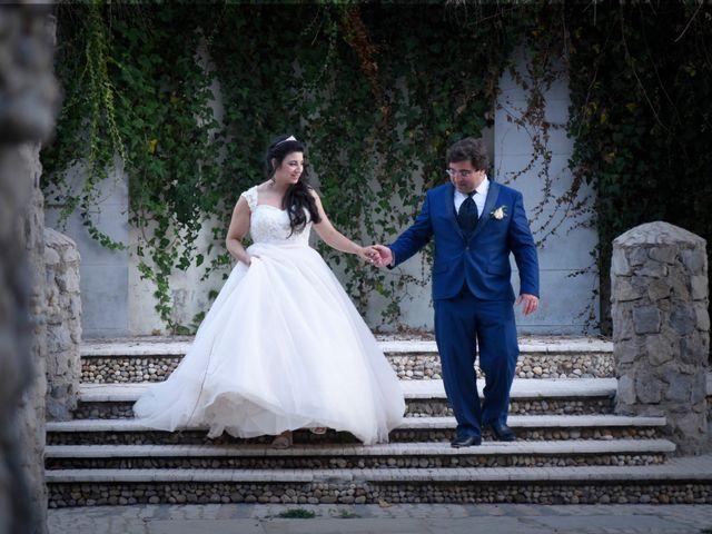 O casamento de Lucia e Nuno