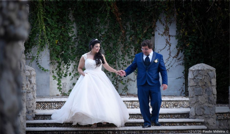 O casamento de Nuno e Lucia em Palhais, Barreiro