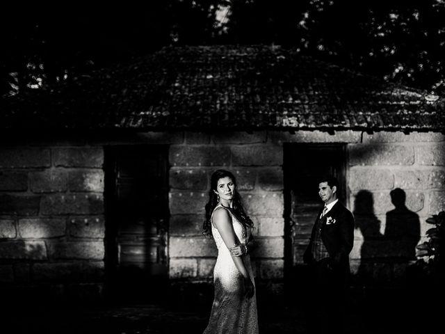 O casamento de Filipa e Luís