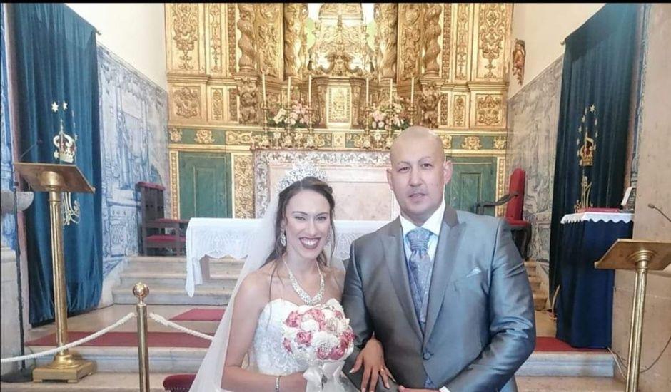 O casamento de David  e Elsa  em Montijo, Montijo