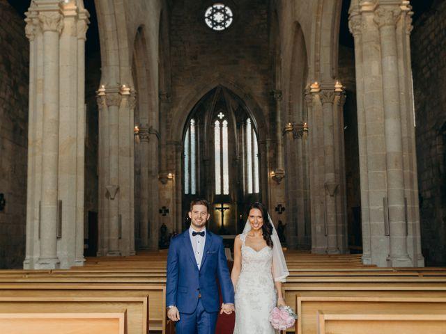 O casamento de Hugo e Sara em Leça do Balio, Matosinhos 10