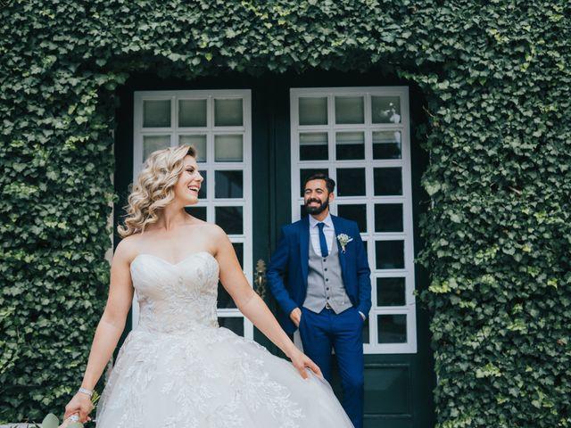 O casamento de Diogo e Daniela em Penajóia, Lamego 1
