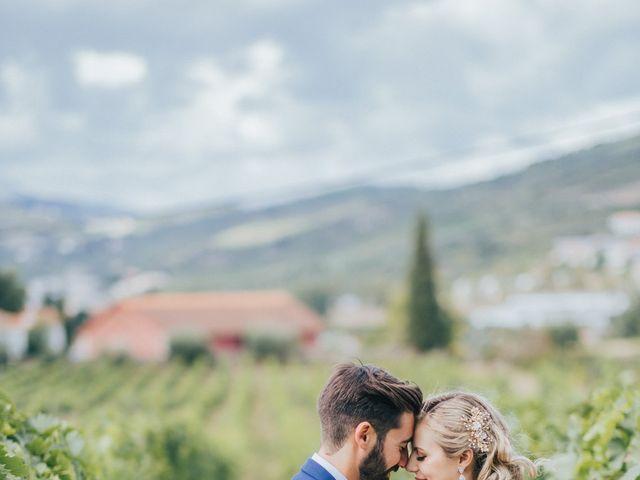 O casamento de Diogo e Daniela em Penajóia, Lamego 59