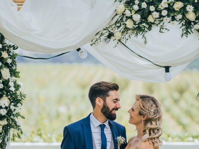 O casamento de Diogo e Daniela em Penajóia, Lamego 60