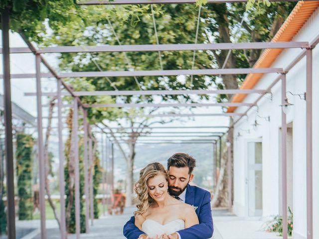 O casamento de Diogo e Daniela em Penajóia, Lamego 67