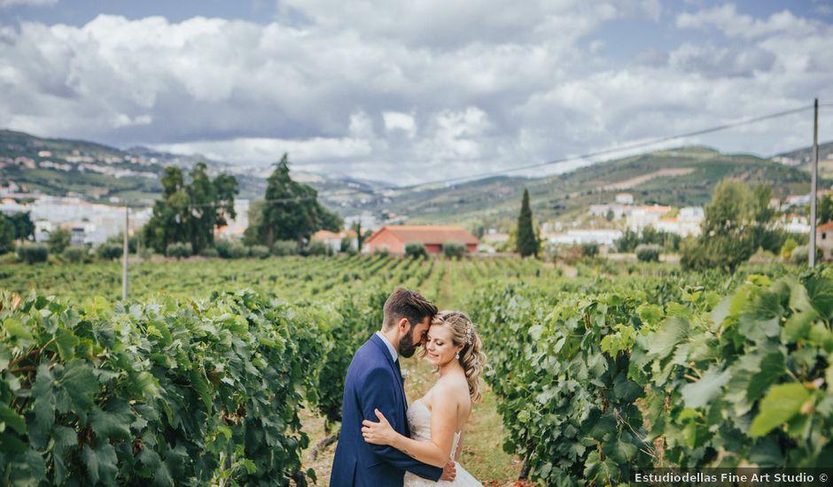 O casamento de Diogo e Daniela em Penajóia, Lamego