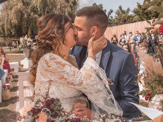 O casamento de Juliana e Rúben