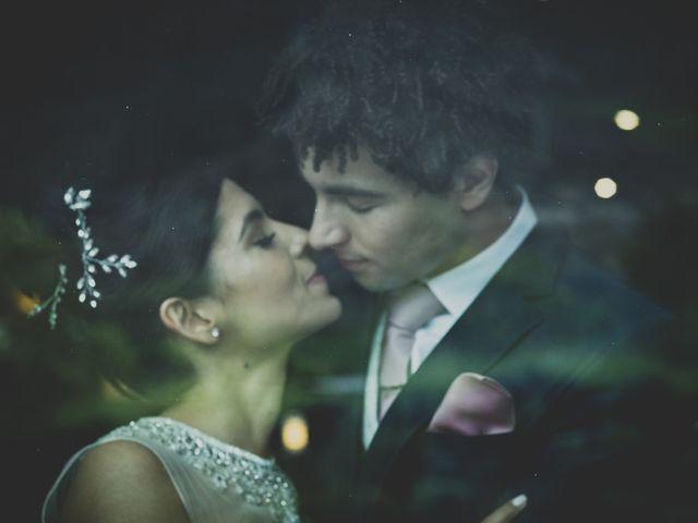 O casamento de Vera e Hélder