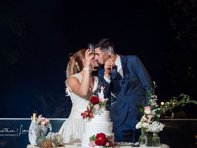 O casamento de Antonella e Ruben