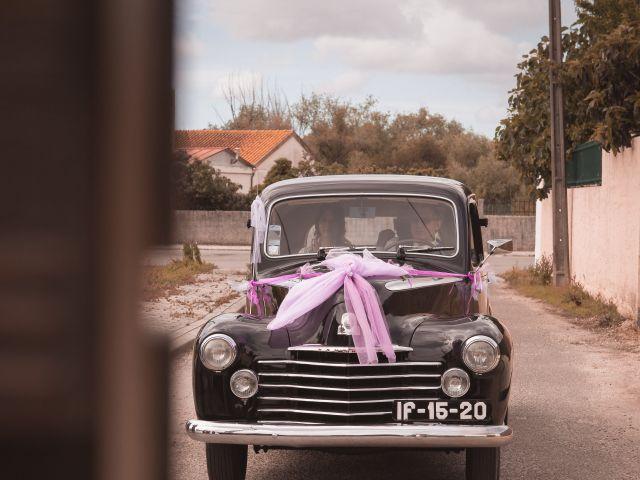 O casamento de Rúben e Juliana em Covão do Lobo, Vagos 29