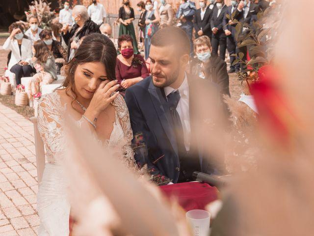 O casamento de Rúben e Juliana em Covão do Lobo, Vagos 2