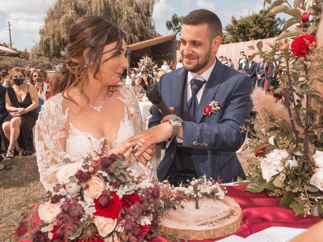 O casamento de Rúben e Juliana em Covão do Lobo, Vagos 4