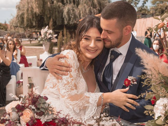 O casamento de Rúben e Juliana em Covão do Lobo, Vagos 7