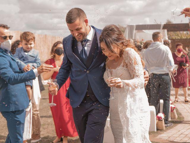 O casamento de Rúben e Juliana em Covão do Lobo, Vagos 8