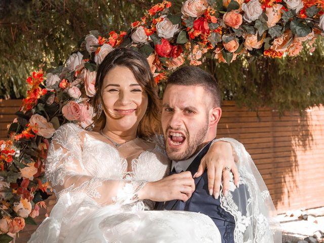 O casamento de Rúben e Juliana em Covão do Lobo, Vagos 9