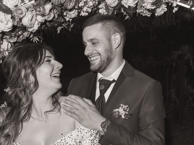 O casamento de Rúben e Juliana em Covão do Lobo, Vagos 13