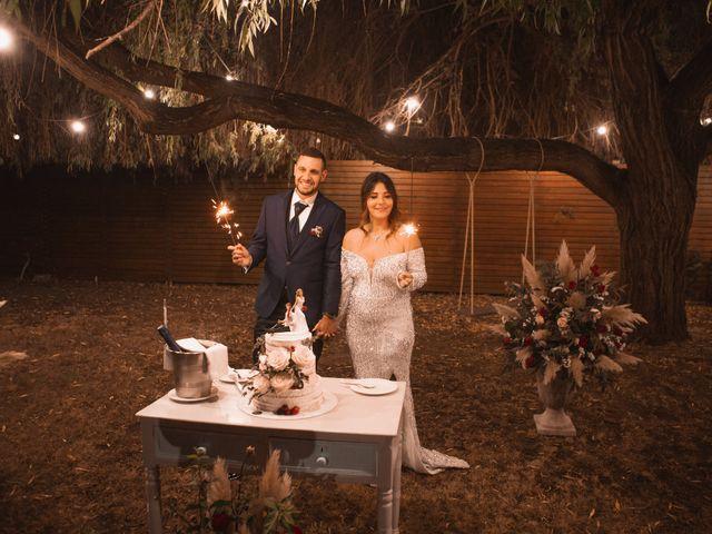 O casamento de Rúben e Juliana em Covão do Lobo, Vagos 16