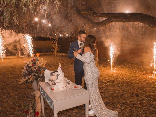 O casamento de Rúben e Juliana em Covão do Lobo, Vagos 17