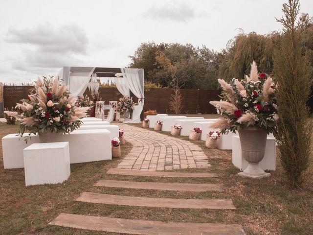 O casamento de Rúben e Juliana em Covão do Lobo, Vagos 26