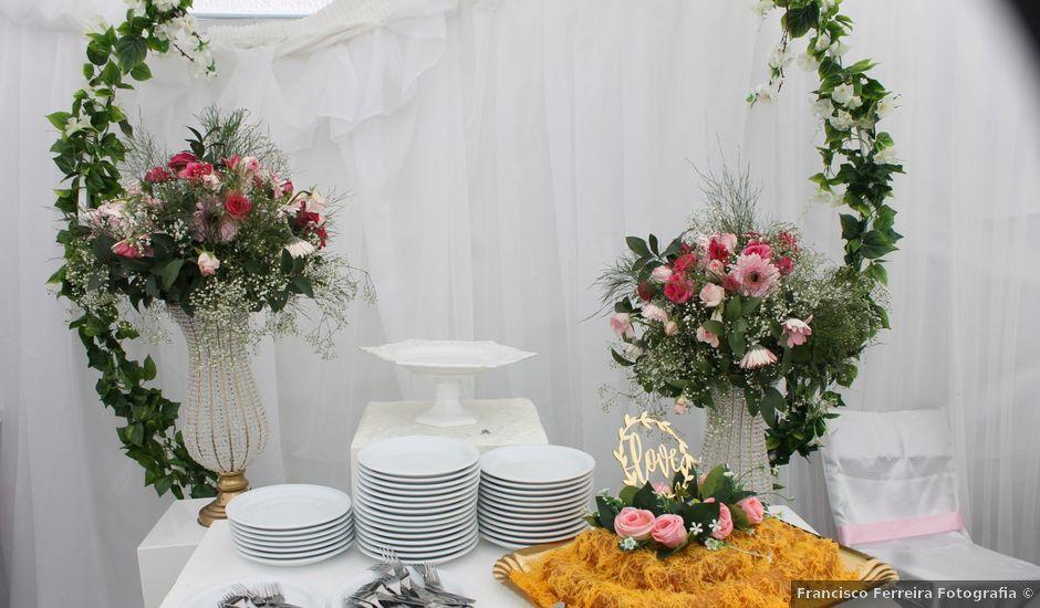 O casamento de Jorge e Madalena em Sesimbra, Sesimbra
