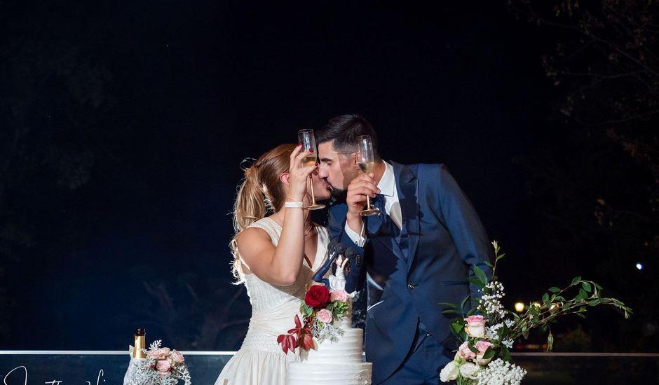 O casamento de Ruben e Antonella em Balazar, Póvoa de Varzim
