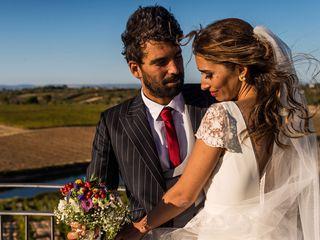 O casamento de Joana e Sandro