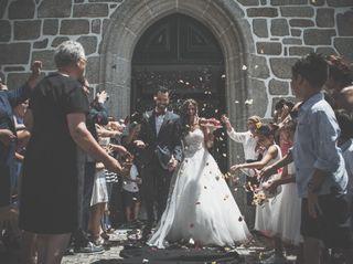 O casamento de Heloísa e José Pedro