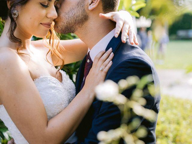 O casamento de Helena e Miguel