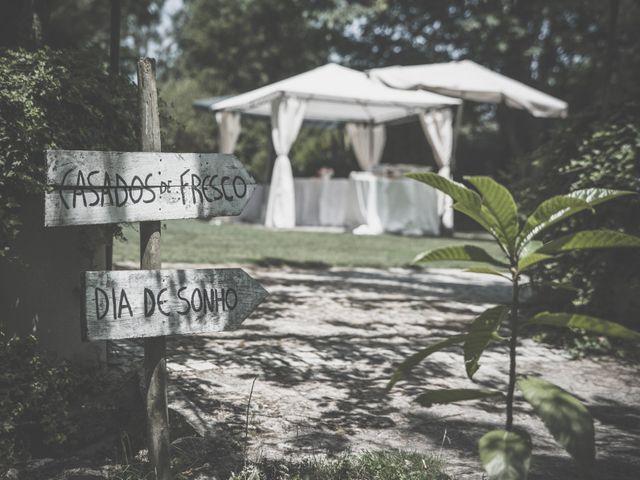 O casamento de José Pedro e Heloísa em Santar, Nelas 10