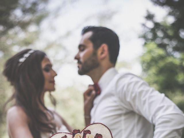 O casamento de José Pedro e Heloísa em Santar, Nelas 2