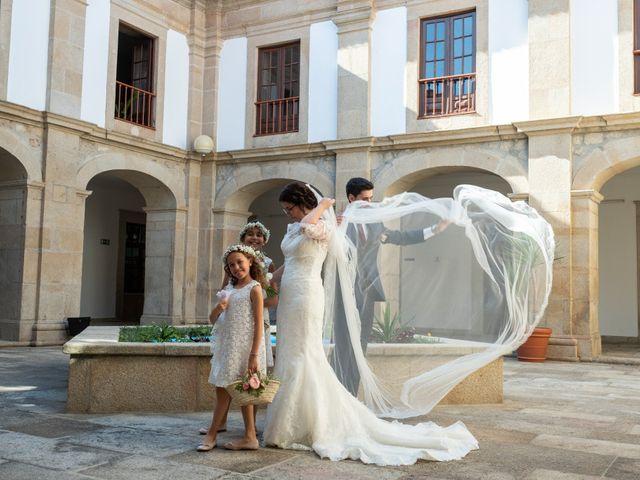 O casamento de João e Ângela em Castelo Branco, Castelo Branco (Concelho) 15