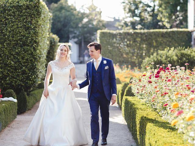O casamento de Amélie e Raphael