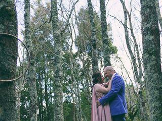 O casamento de Débora e Pedro