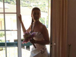 O casamento de Jorge e Nathalie 1