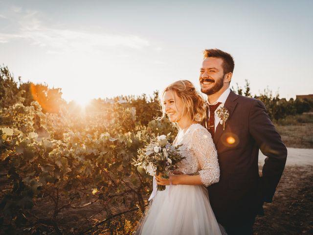 O casamento de Gonca e Ricardo