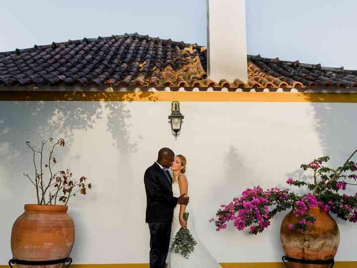 O casamento de Catarina e Otniel