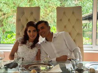 O casamento de ana e benardino