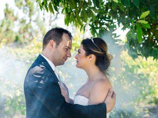 O casamento de Cleide e Pedro