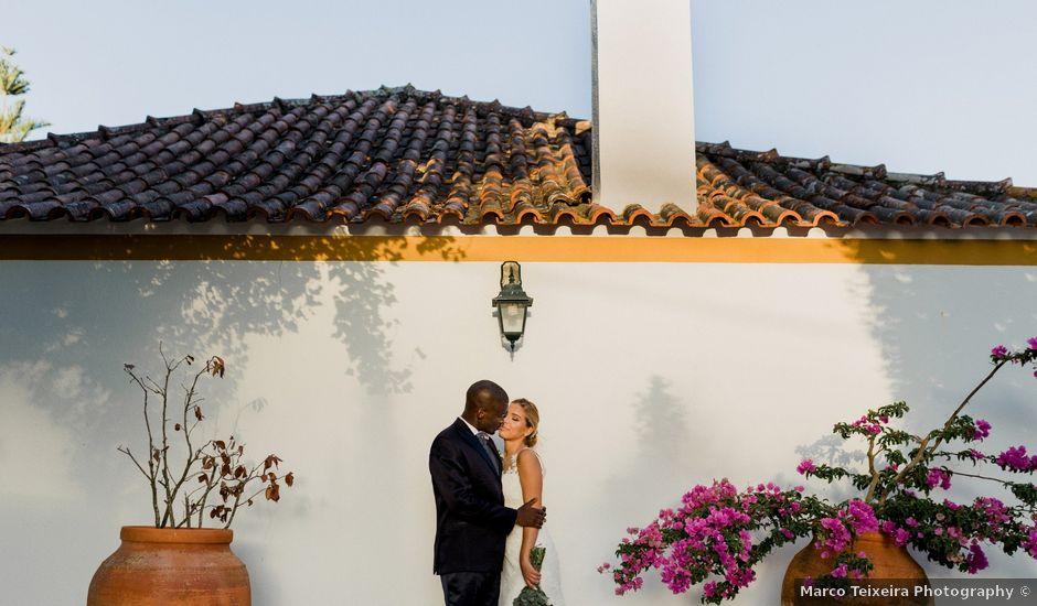O casamento de Otniel e Catarina em Sobral de Monte Agraço, Sobral de Monte Agraço