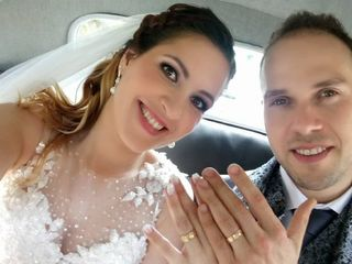 O casamento de David e Cláudia 2