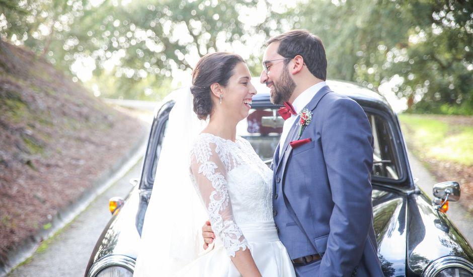 O casamento de João e Rita  em Portela, Loures