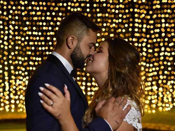 O casamento de Cláudia  e Nuno