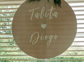 O casamento de Talita e Diogo 1