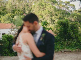 O casamento de Raquel e Raul