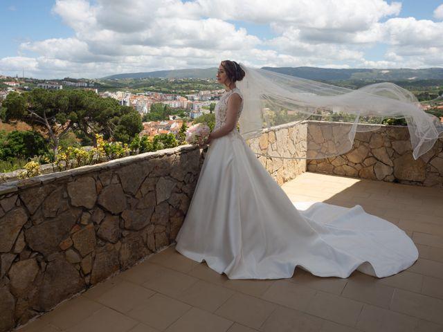 O casamento de Carlos e Sara em Alcobaça, Alcobaça 9