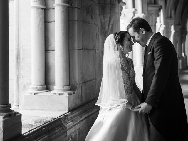 O casamento de Carlos e Sara em Alcobaça, Alcobaça 1